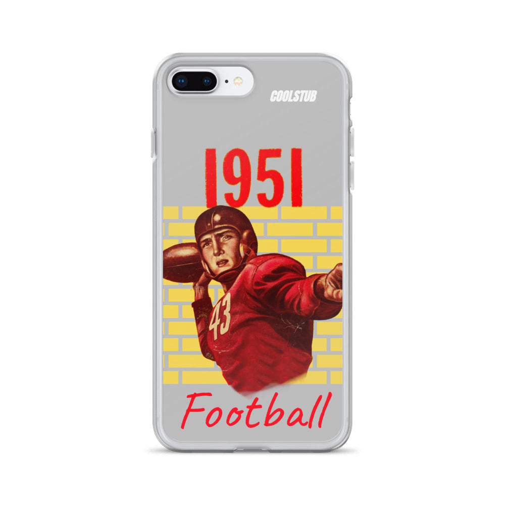 Football iPhone Case (1951)