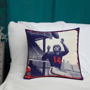 '57 Catch Premium Pillow