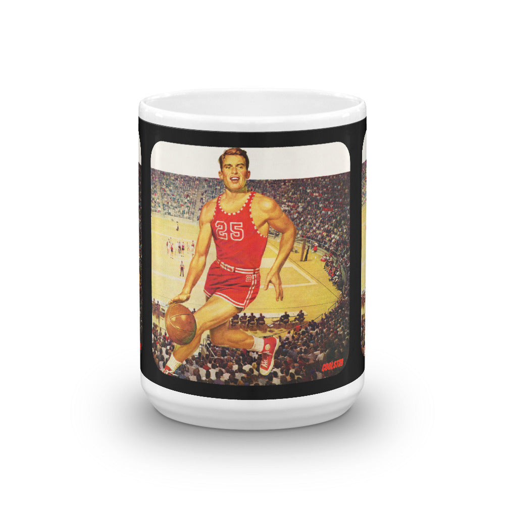 Basketball Speed Dribble Mug (1962)