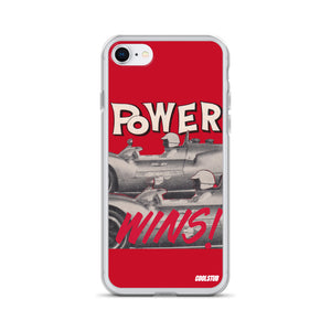 Power Wins iPhone Case (1964)