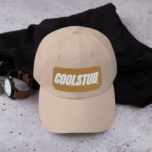 Coolstub Ticket Logo Dad Hat