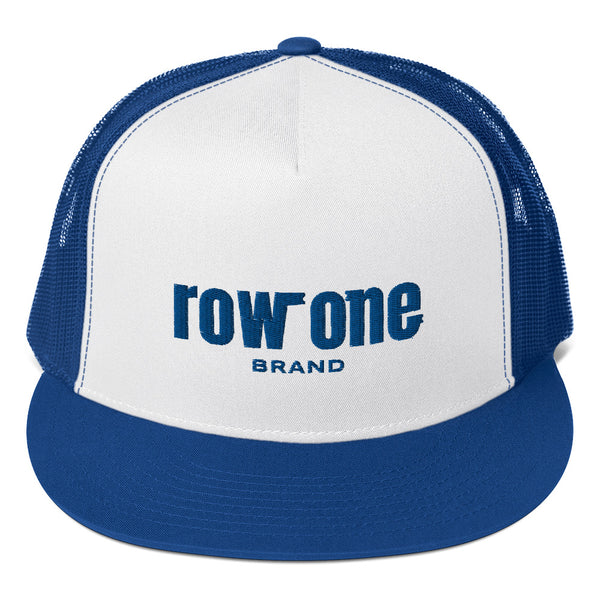 Row One Brand Sports Trucker Cap