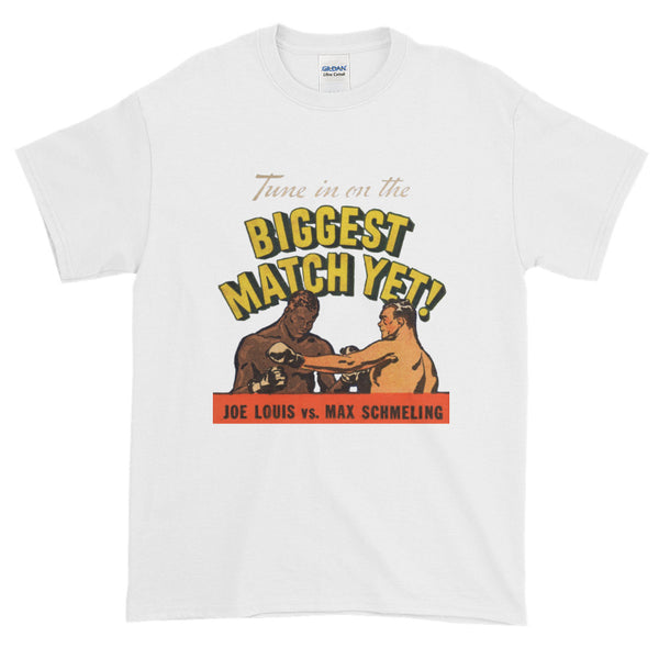 vintage boxing tee | Father's Day boxing gifts