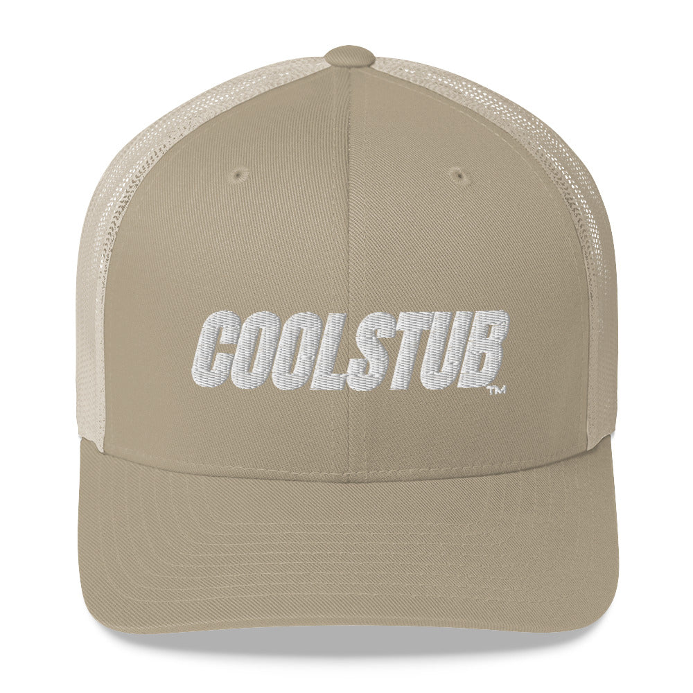 Coolstub™ Retro Trucker Cap