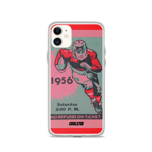 '56 Football iPhone Case