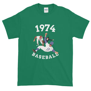 Coolstub™ 1974 Retro Baseball Short-Sleeve T-Shirt