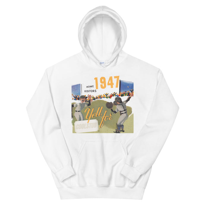 Yell For Coolstub Hoodie