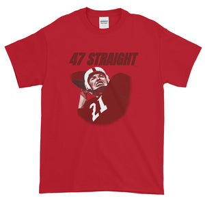 47 Straight™ Vintage Quarterback Short-Sleeve T-Shirt by 47 Straight LLC