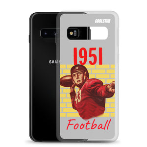 1951 Football Samsung Case