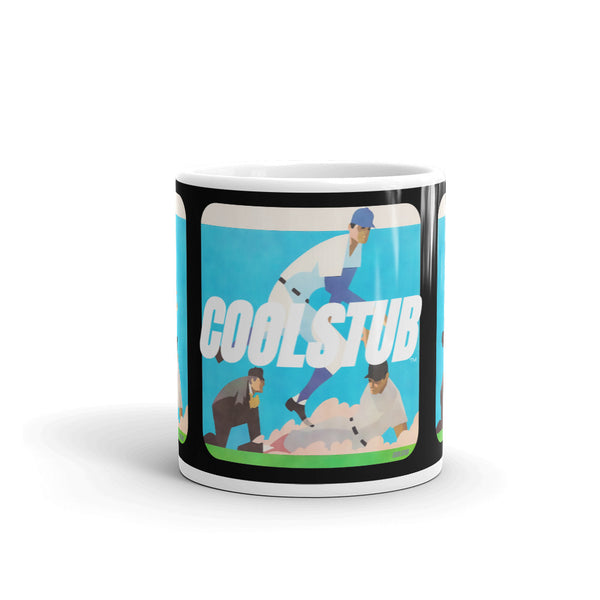 1970 Coolstub™ Baseball Art Mug