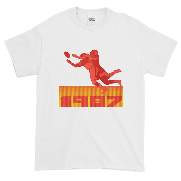 father's day tee gifts | 1987 football tee