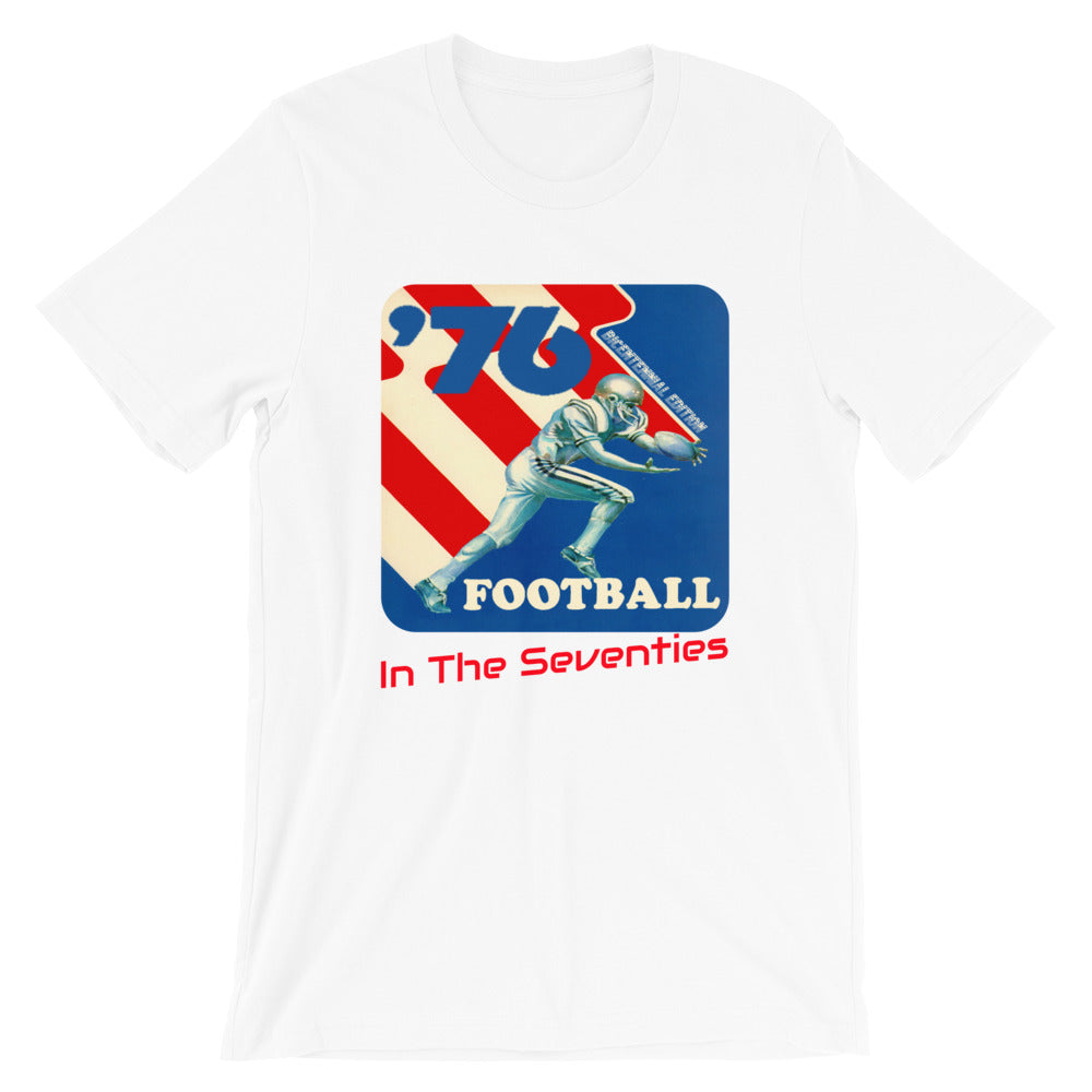 Football in the Seventies Tee