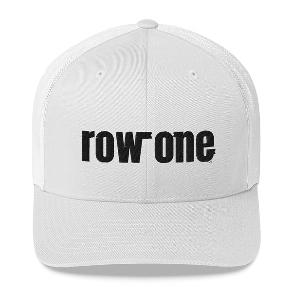 Row One Hat: Row One Brand Trucker Cap