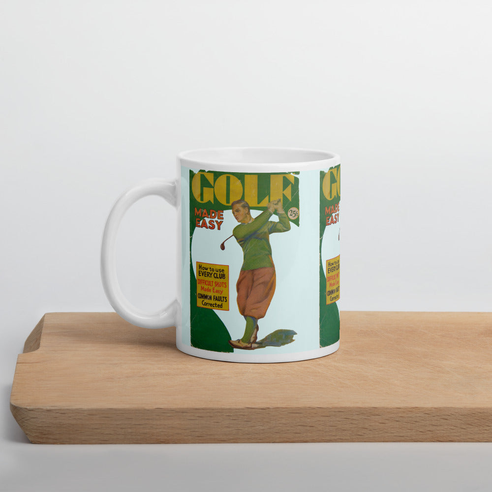 Golf Made Easy Mug (1932)