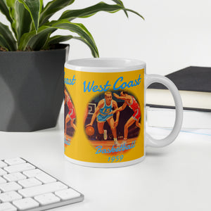 West Coast Basketball Mug (1959)