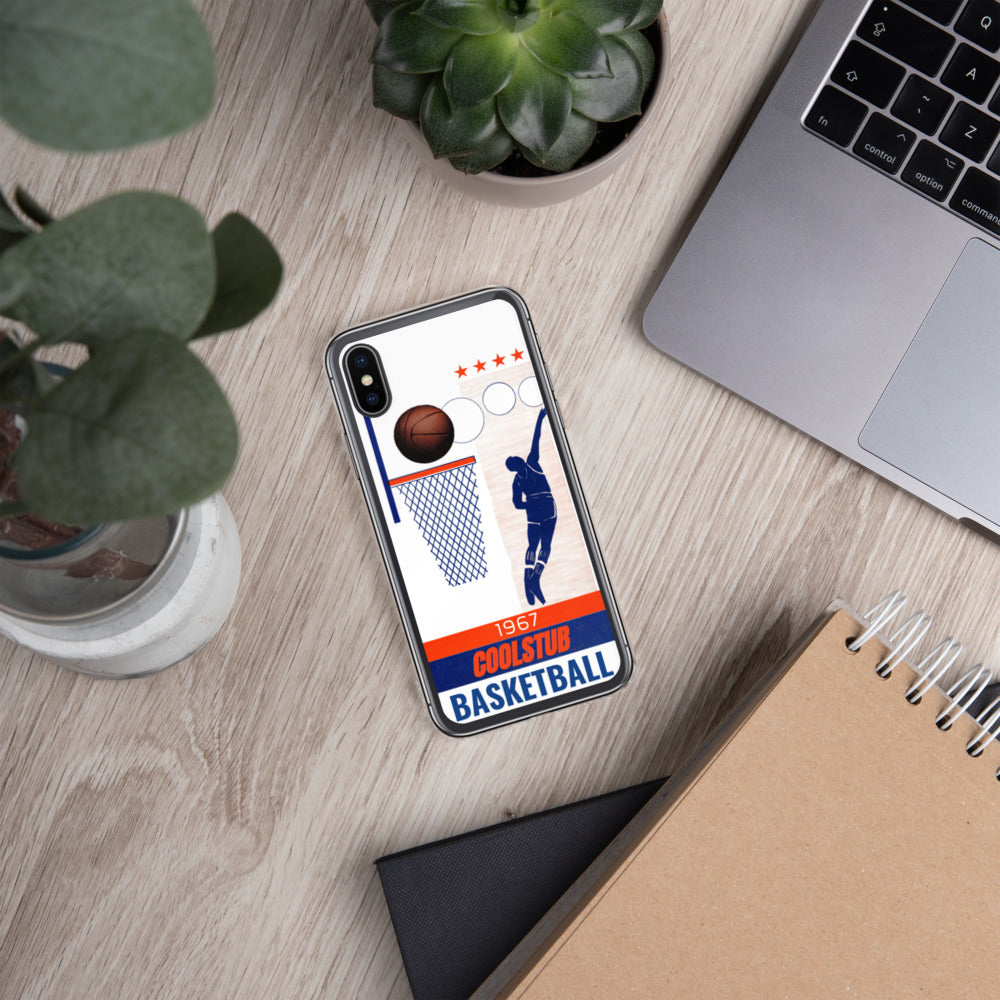 '67 Hoops Vibe iPhone Case