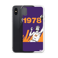 To The Hoop iPhone Case (1978)