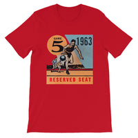 '63 Basketball Vintage Ticket Tee