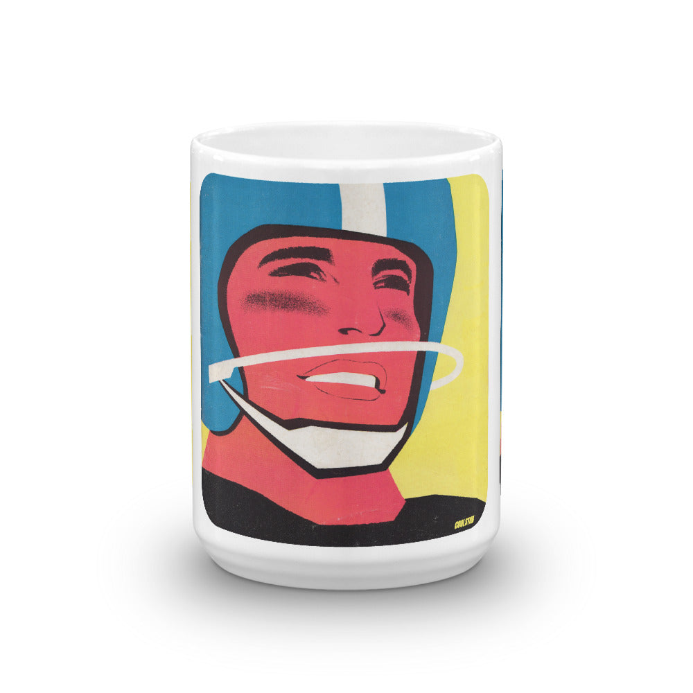 Face of a Champion™ Mug (1959)