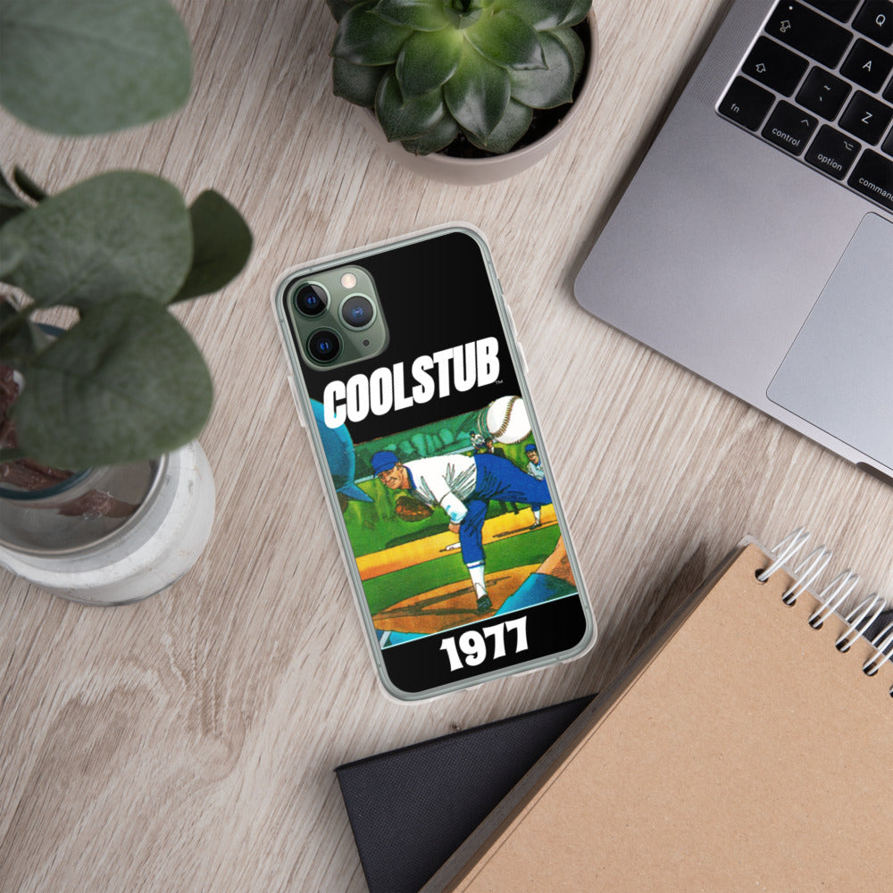 '77 Night Game iPhone Case