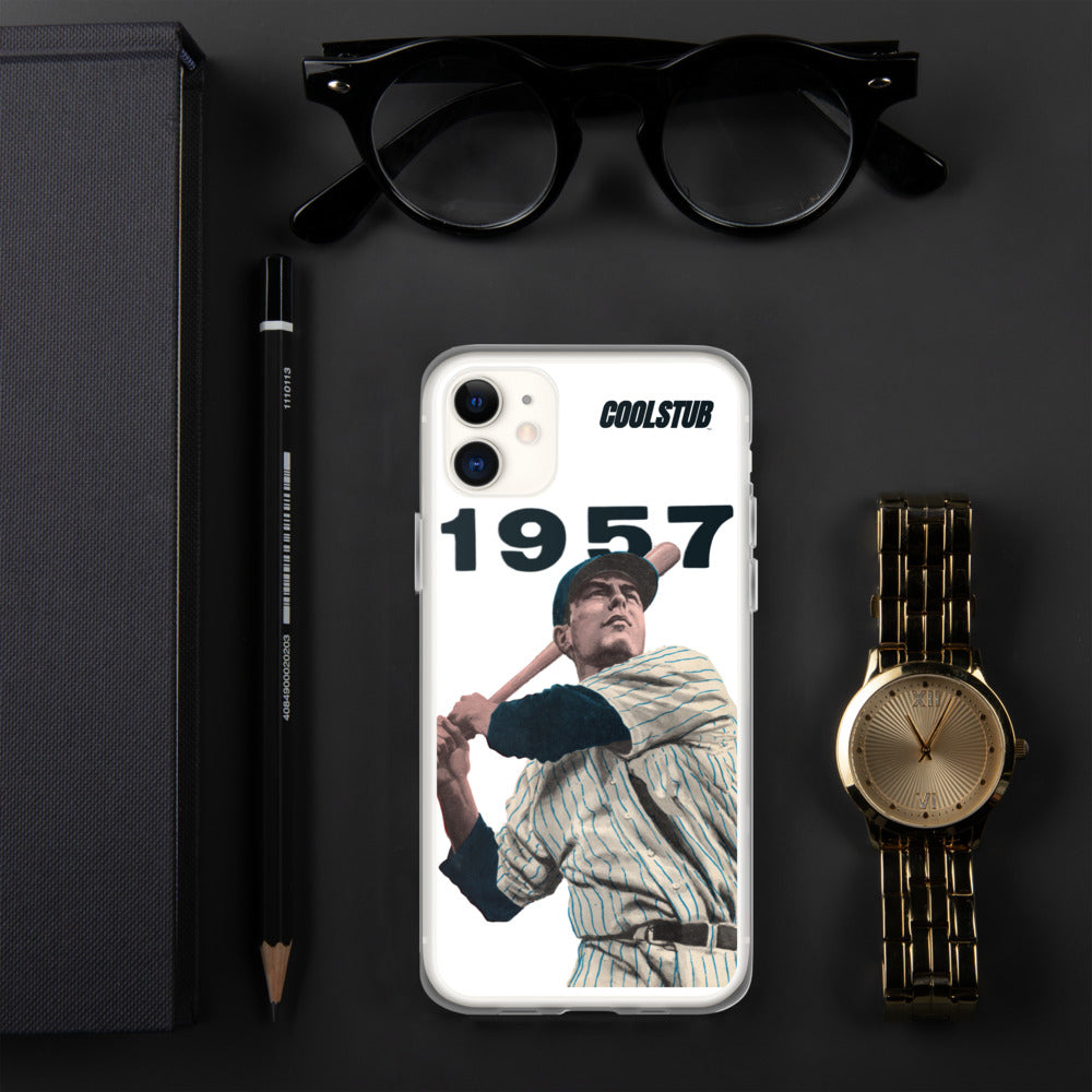 1957 Baseball iPhone Case