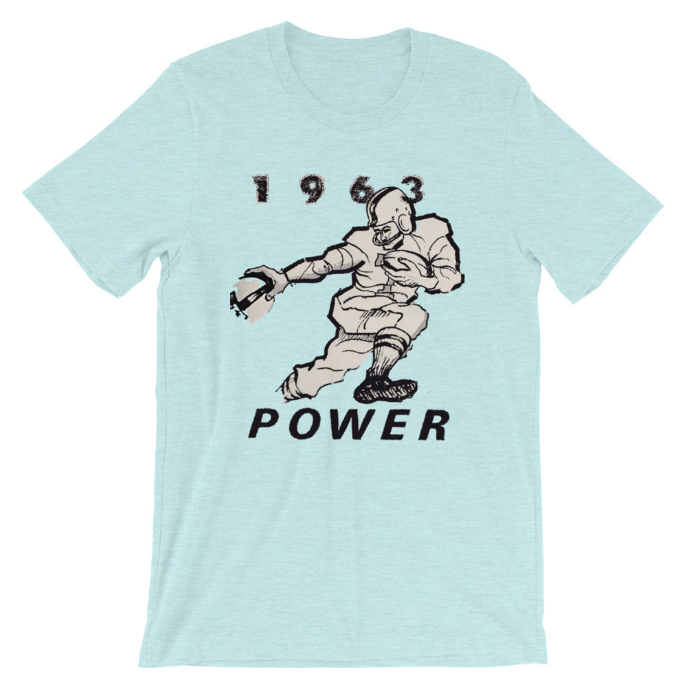 Vintage Power Football Tee (1963)