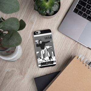 '56 Skyline Football iPhone Case