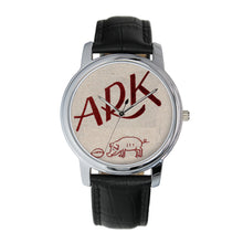 Load image into Gallery viewer, 1948 Arkansas Razorback Vintage Watch