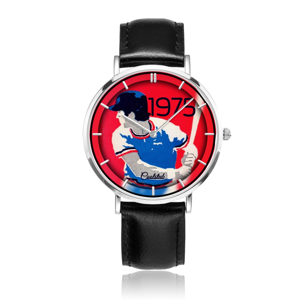1975 Retro Baseball Watch by Coolstub™