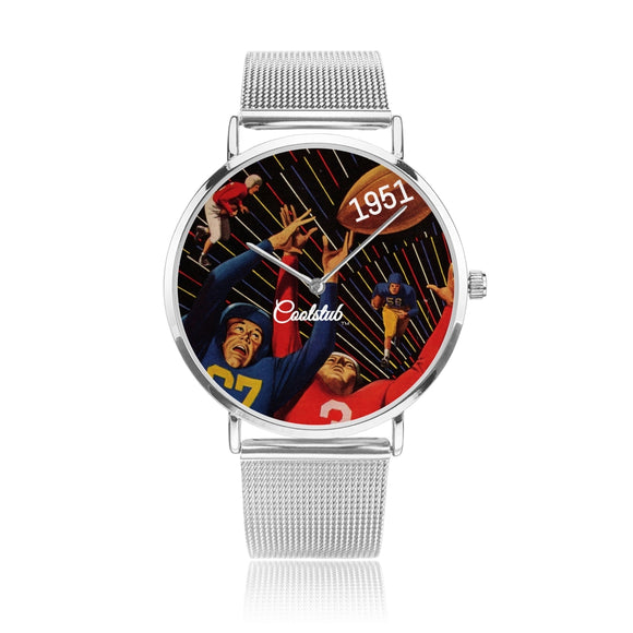 Coolstub™ 1951 Football Art Watch