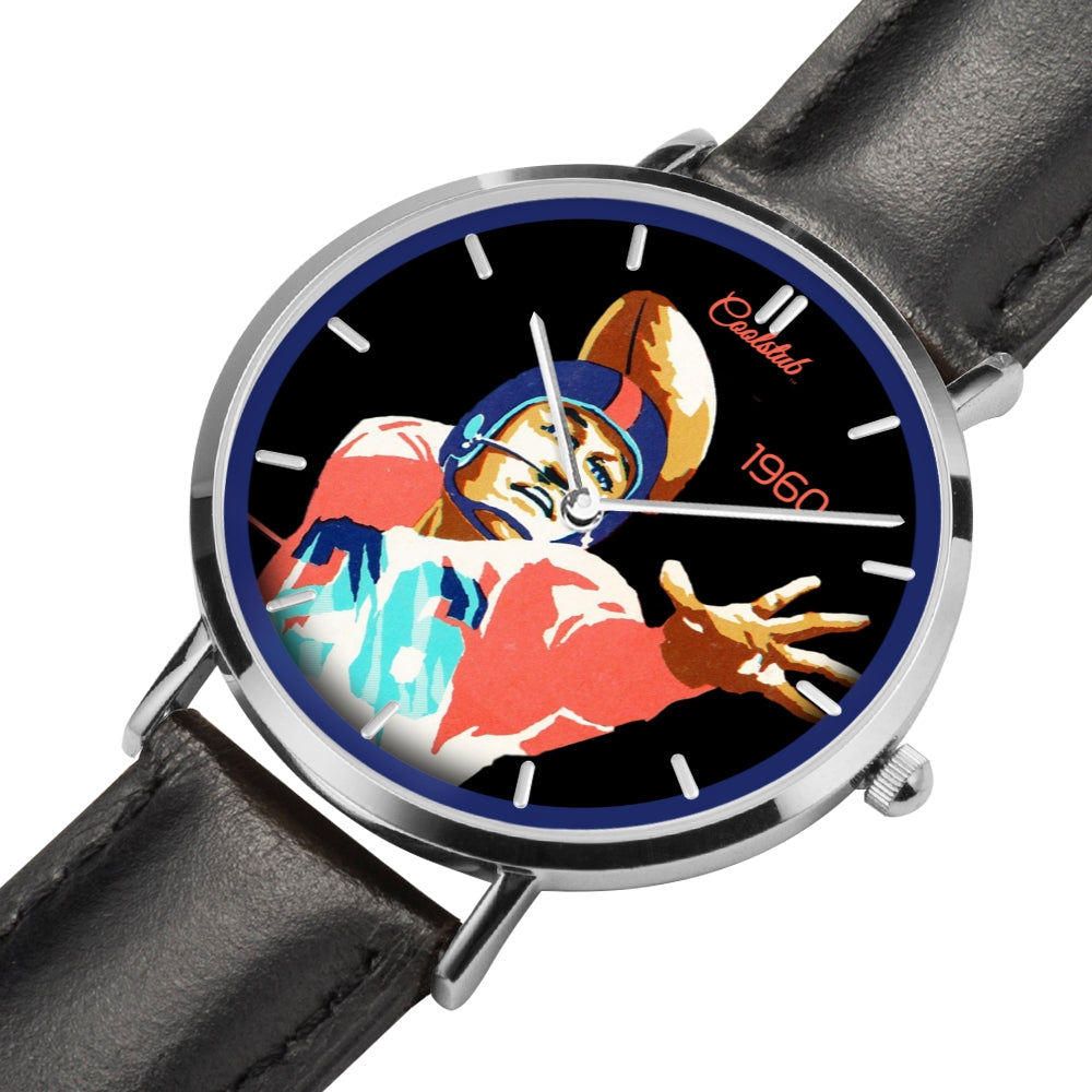 1960 Quarterback Watch by Coolstub™