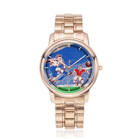 1952 Soccer Art Watch by Coolstub™
