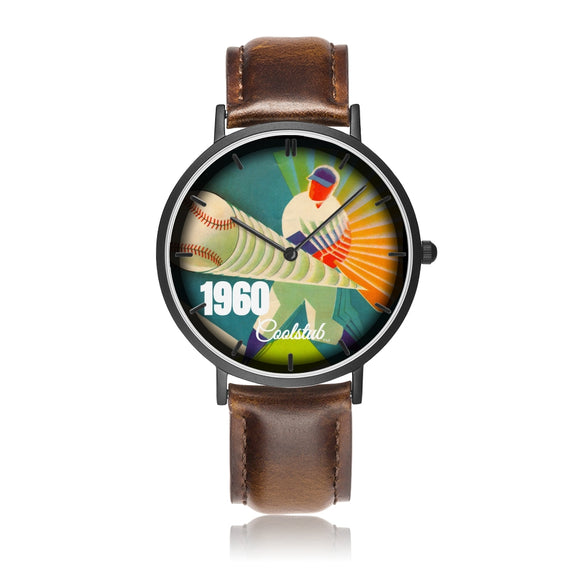 Best Father's Day Gifts 2019: Coolstub™ 1960 Baseball Watch