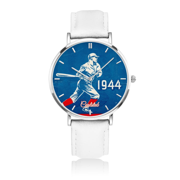 Coolstub™ 1944 Baseball Scorecard Watch