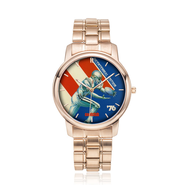 1976 Football Bicentennial Retro Watch by Coolstub™