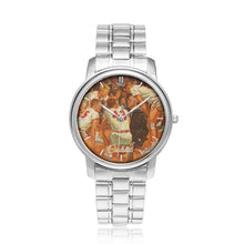 Load image into Gallery viewer, vintage 1962 basketball watch