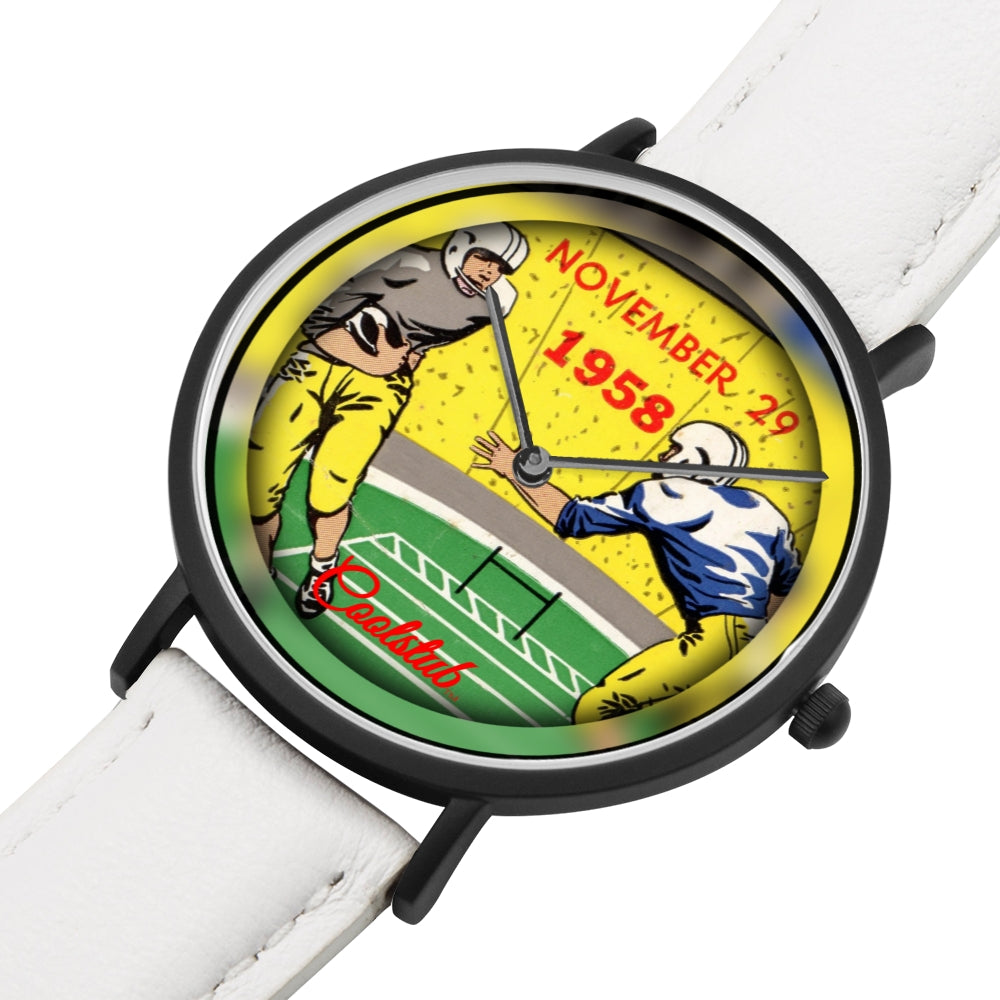 Coolstub™ 1958 Birthday Football Watch