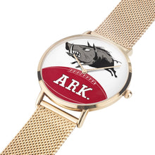 Load image into Gallery viewer, 1950's Arkansas Razorback Football Watch