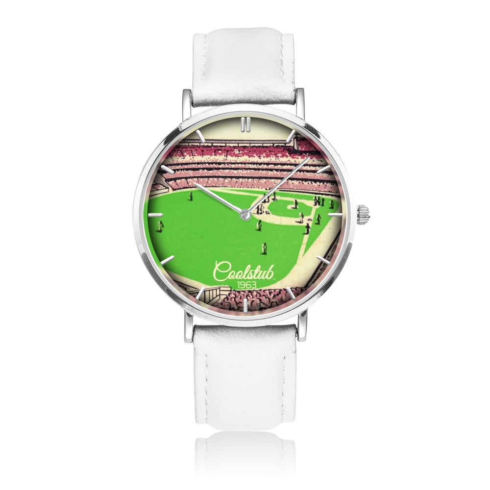baseball watch gifts | ticket stub watches