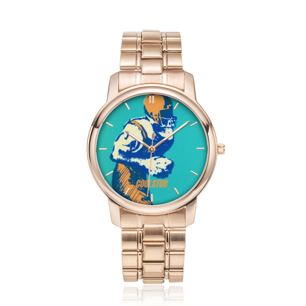 1979 Football Ticket Art Watch by Coolstub™