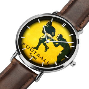 1932 Vintage Football Art Watch by Coolstub™