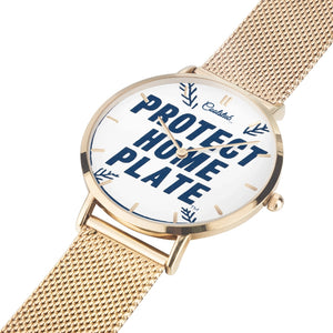 Coolstub™ 1971 Protect Home Plate™ Baseball Watch