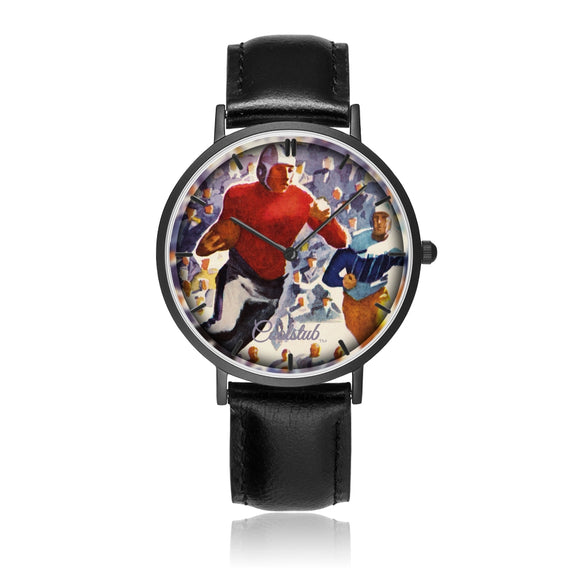 Best Father's Day Watches 2019: Coolstub™ 1937 Vintage Football Art Watch