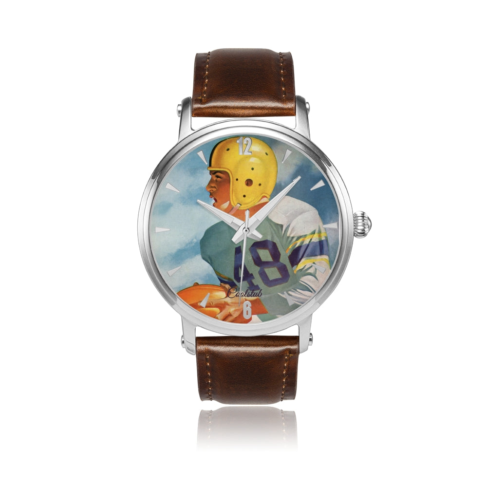 Vintage Football Art Watch by Coolstub™ (1948)