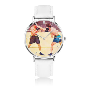 gifts for boxers | boxing watch | vintage boxing art