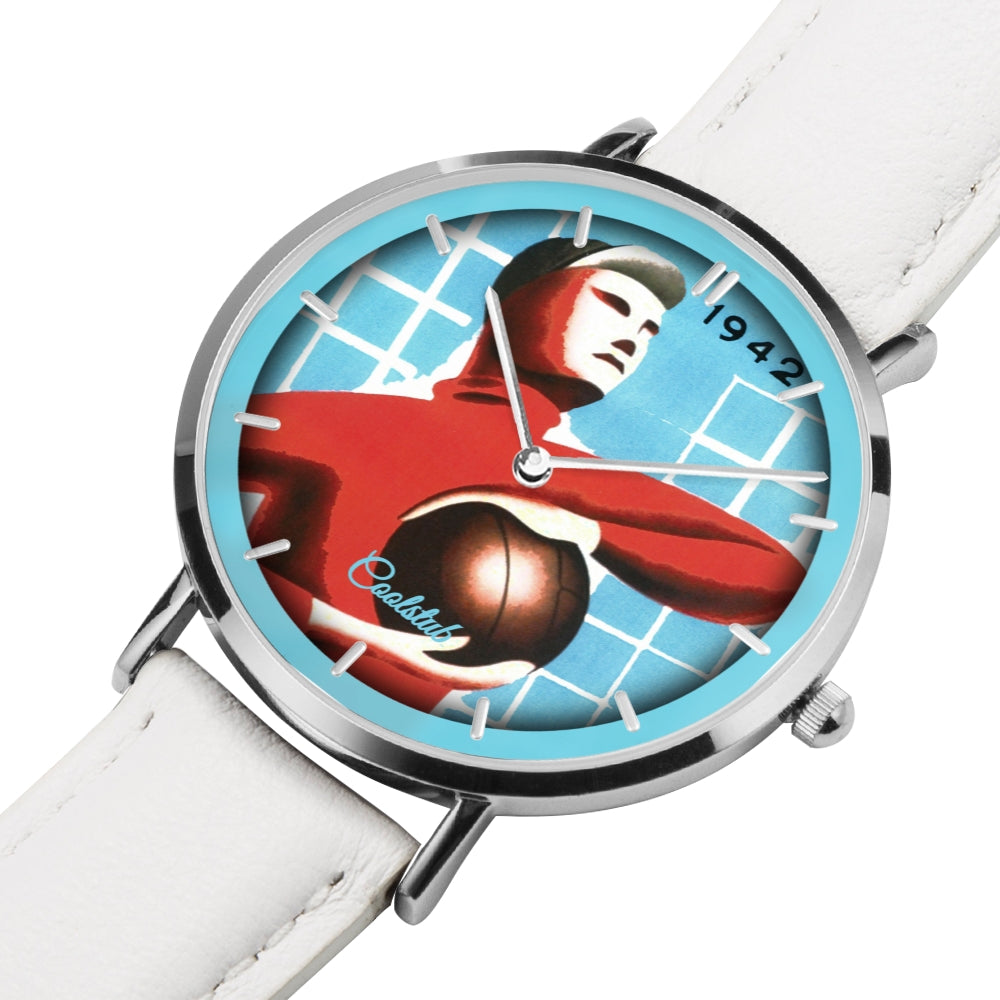 Father's Day Watch Collection: Coolstub™ 1942 Soccer Watch