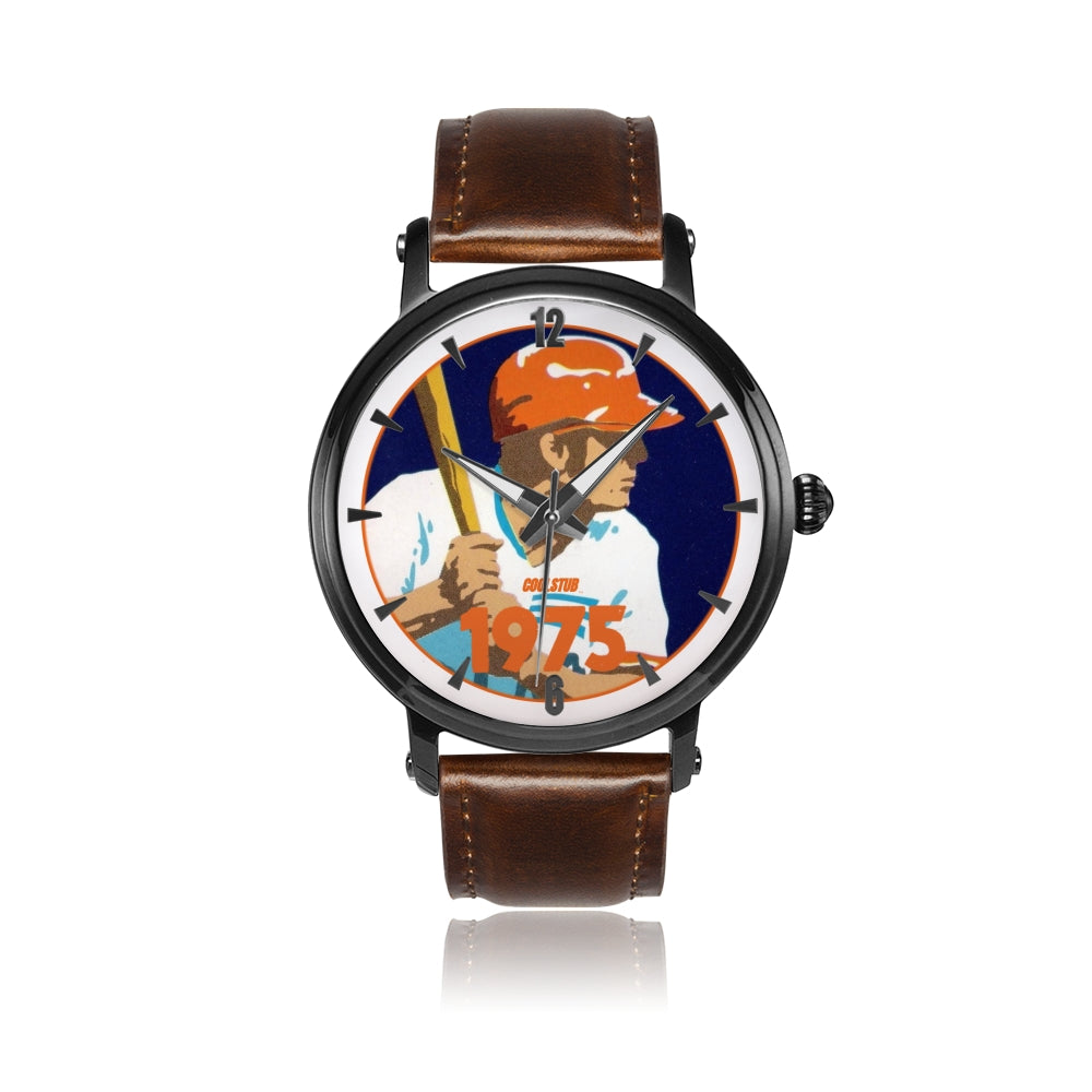 best baseball watches, vintage sports watches