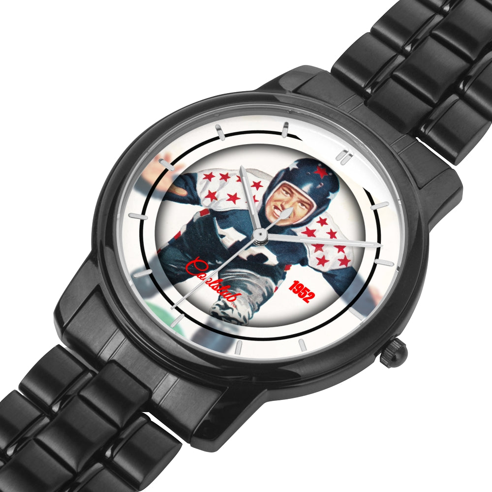 Vintage Sports Watch: 1952 Coolstub™ Football Lineman Collection™ Watch