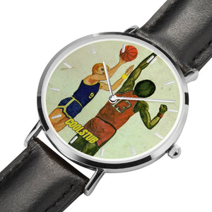 1973 Retro Basketball Watch by Coolstub™