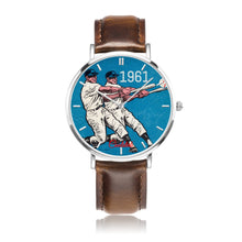 Load image into Gallery viewer, Coolstub™ 1961 Baseball Program Art Watch